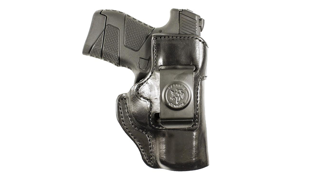 Mossberg MC1sc Holsters, DeSantis Inside Heat