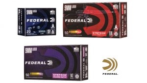 Federal Syntech Ammunition