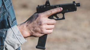 Magpul Glock PMAG 27, range