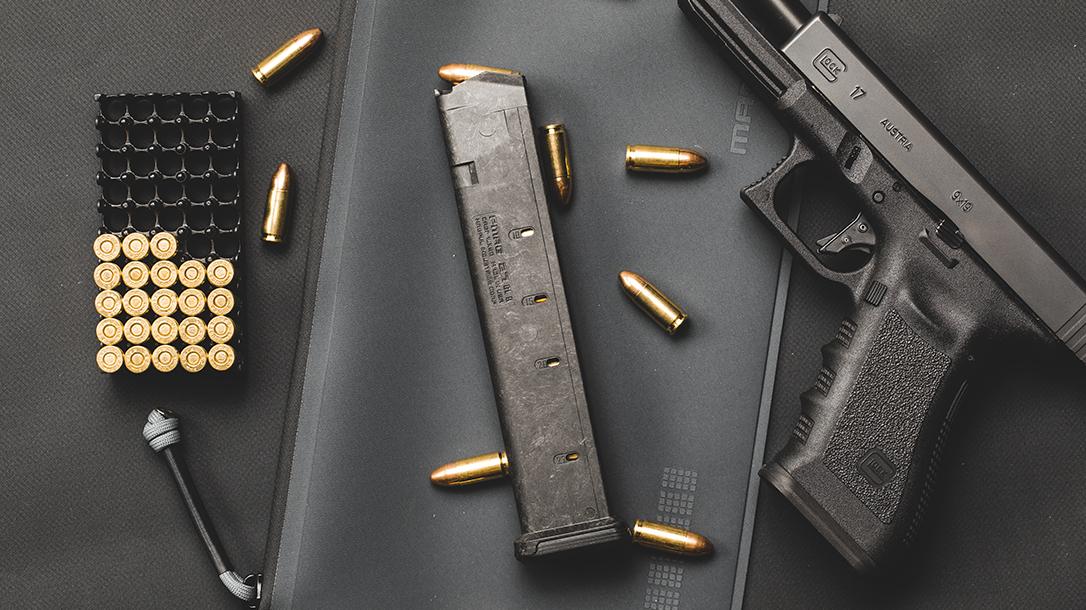 Magpul Glock PMAG 27, ammo