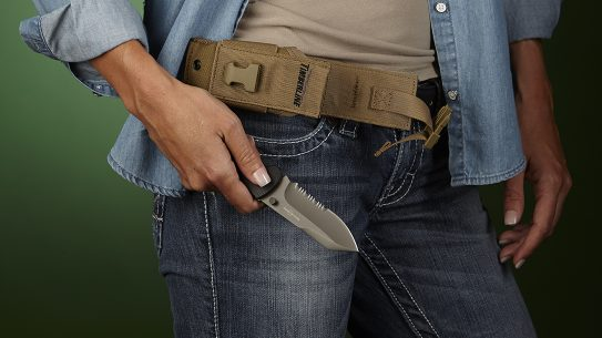 Best Self Defense Knife, pulled