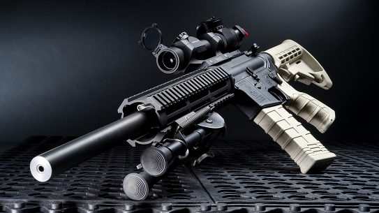 Texas School District Purchases AR-15 Rifles