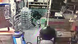 Arkansas Robbery