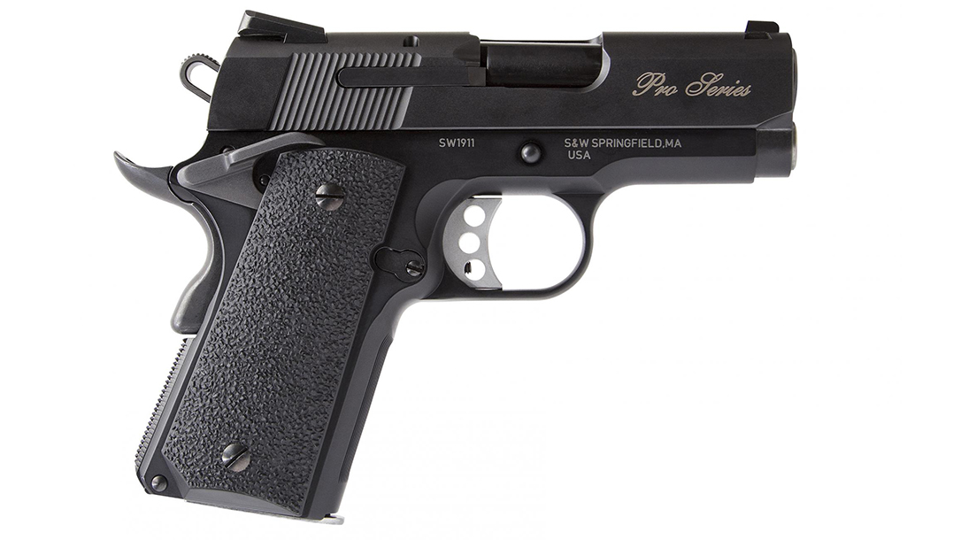 Smith & Wesson Performance Center SW1911 Pro Series, profile