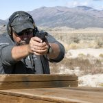 Smith & Wesson Performance Center SW1911 Pro Series, firing