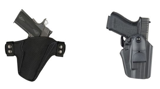 Safariland Retention Holsters