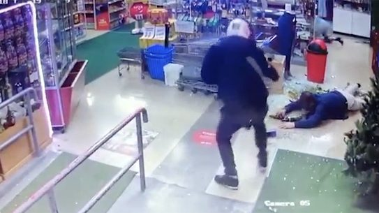 Costa Rica Store Owner Shoots Attacker