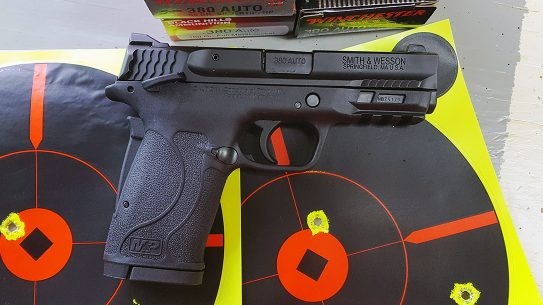 M&P380 Shield EZ, Lead