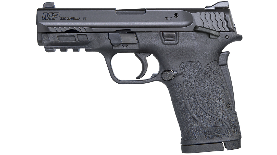 M&P380 Shield EZ, Left