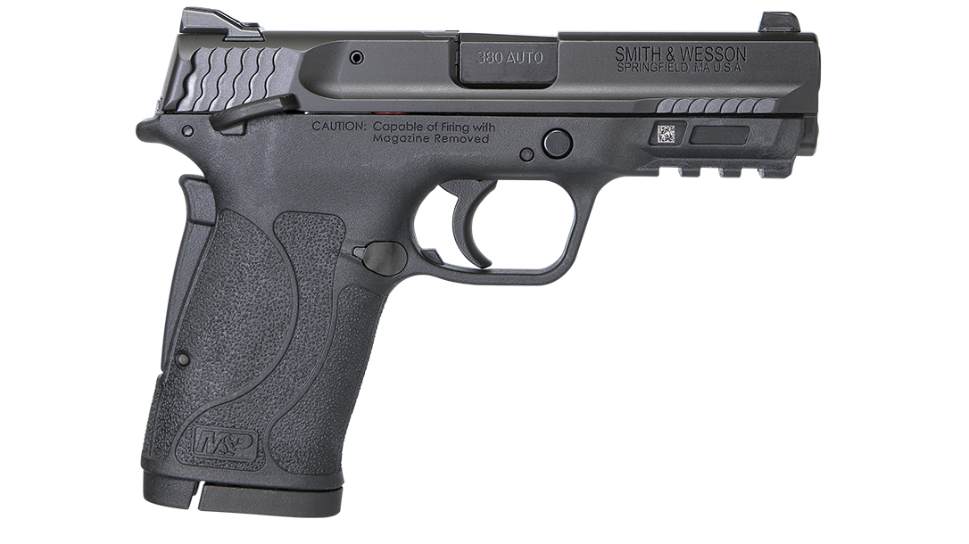M&P380 Shield EZ, Right