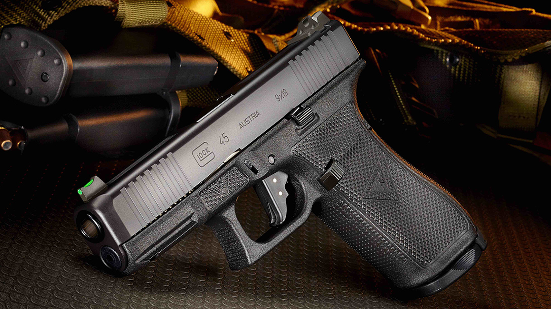 Wilson Combat Adds Glock 45 Vickers Elite Package to Catalog
