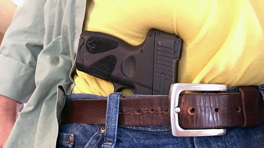Holster-Less Carry Gets Man Shot in Genitals