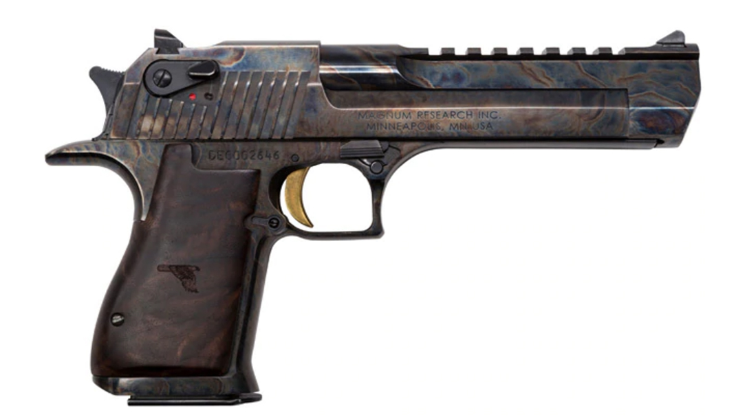 Magnum Research Desert Eagle, right profile