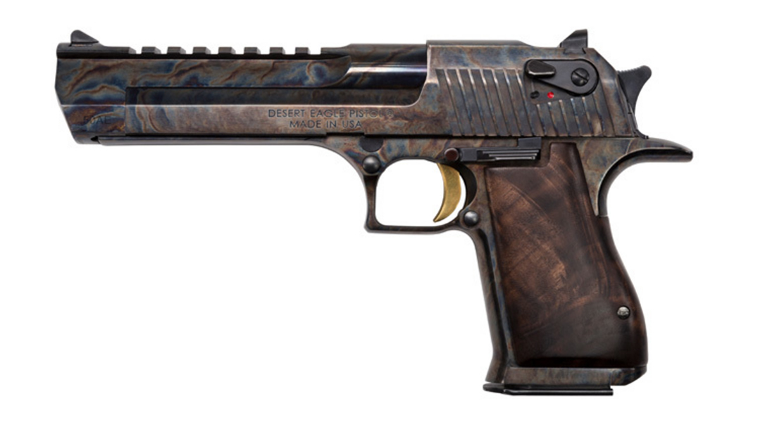 Magnum Research Desert Eagle, left profile