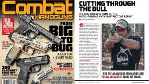 Combat Handguns May/June 2019 magazine