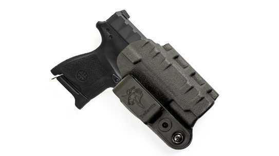 Beretta APX Carry Holster options, DeSantis Slim Tuk