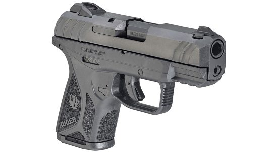 Ruger Security-9 Compact Pistol, right