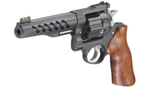 Ruger Custom Shop Super GP100, left