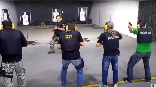 Brazilian Firearms Instructor