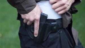 Restaurant Manager Shoots, Kills Robber