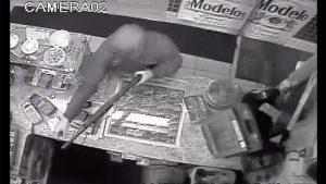 California Clerk Wrestles Shotgun From Robber