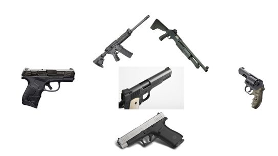 6 of the Best Guns for Home Protection, lead