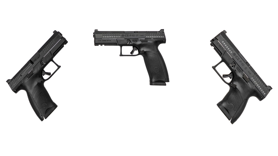 CZ-USA P-10 Optics Ready, pistols