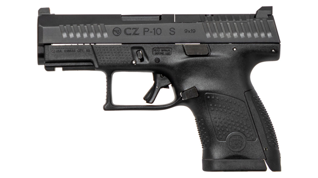 CZ-USA P-10 Optics Ready, P-10 S