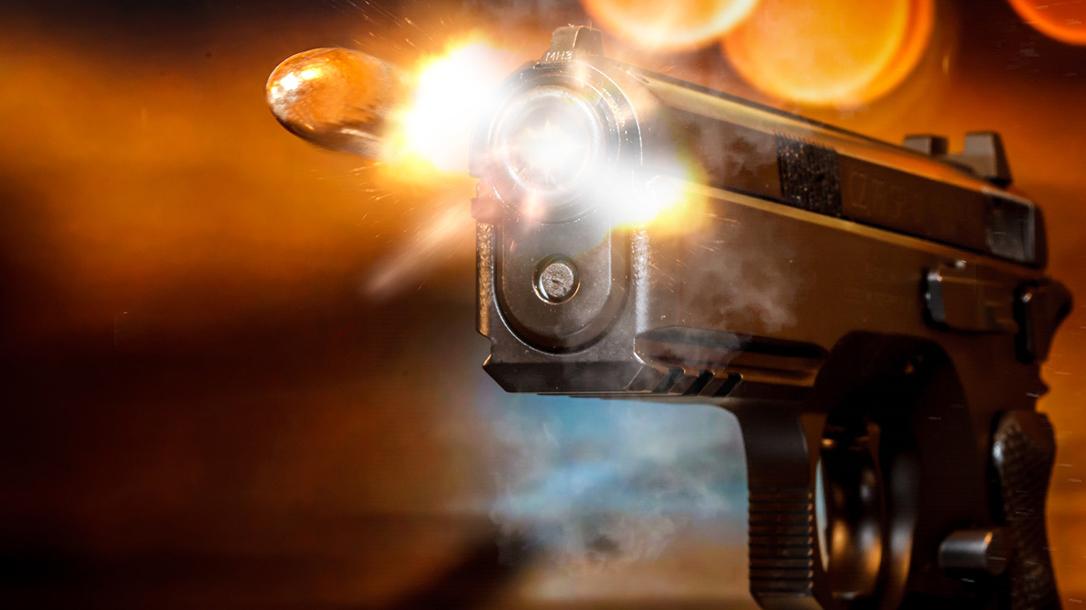North Carolina Homeowner Shoots Career Criminal