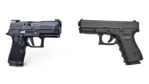 SIG P320 vs Glock 19