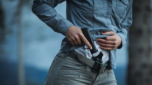 Women's Concealed Carry Course, SIG Sauer Academy