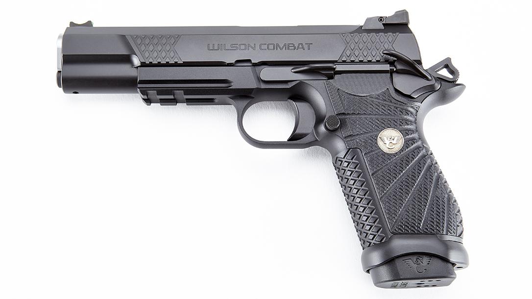Wilson Combat EDC X9L Pistol, Full-Size Wilson Combat EDX X9, left