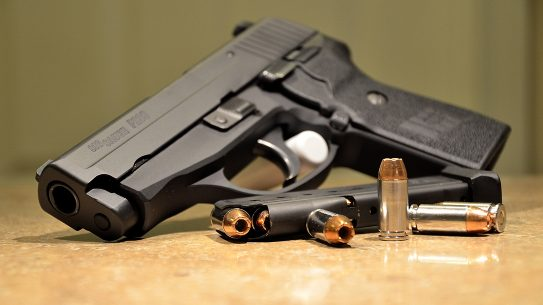 Gun Background Check System, SIG P239