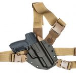 GunfightersINC Kenai, holsters, white
