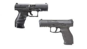 HK VP9 vs Walther PPQ