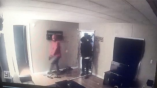 Video Shows Kentucky Gun Owner Shootout With Intruders