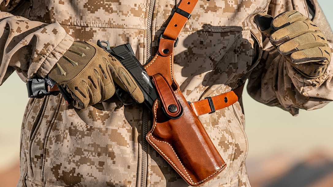 3 Pistol Chest Holster Options to Keep