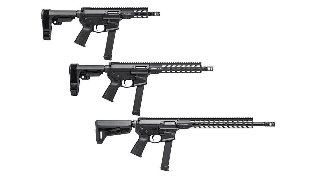 Stag PXC-9 Pistol-Caliber AR-Style Carbine