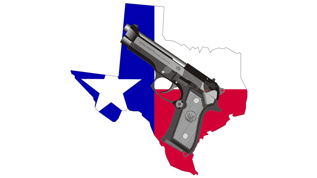 Texas Gun Bills, gun laws