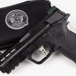 Performance Center M&P Shield 380 EZ Pistol review, handgun, lead