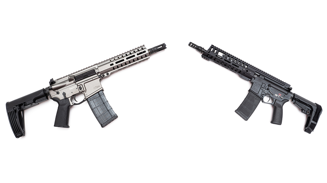 300 Blackout Pistol Showdown: CMMG Banshee 300 vs POF P415 Edge