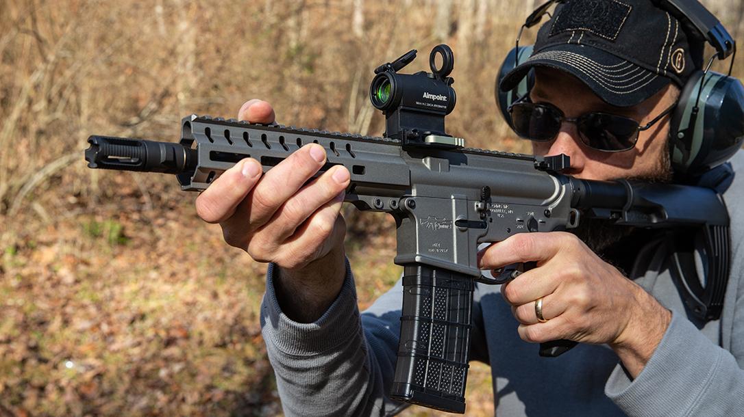 CMMG Banshee, 300 Blackout Pistol