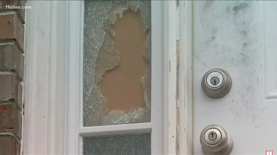 Clayton County Man Shoots Intruder with Rifle