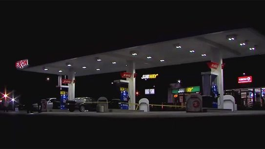 Virginia Gas Station Customer Shoots Robber