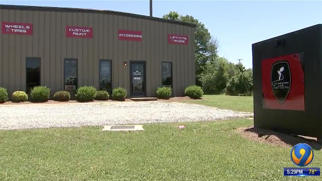 North Carolina Auto Repair Owner Shoots Disgruntled Customer