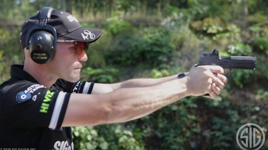 Max Michel Explains Proper Pistol Grip