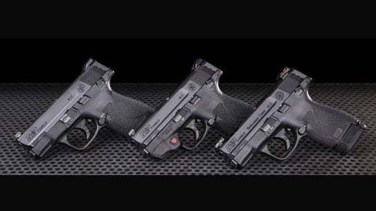 Smith & Wesson M&P Shield Pistols