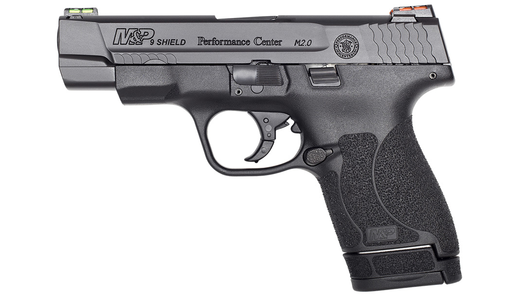 Smith & Wesson Performance Center 4-inch M&P Shield M2.0
