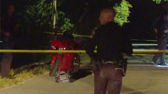 Florida Motorcyclist Shoots Attacker