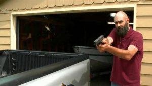 Des Moines Father Stops Car Thief
